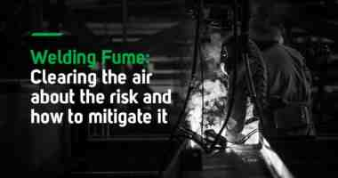 RPB1026 Whitepaper Dangers of welding fumes Blog Cover
